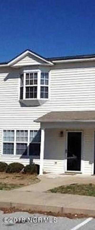 Greenville Condo/Townhouse For Sale: 4203 Elkin Ridge Drive #E