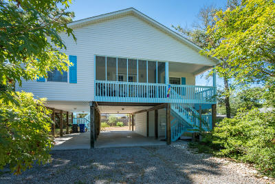 Oak Island Single Family Home For Sale: 117 NE 52nd Street