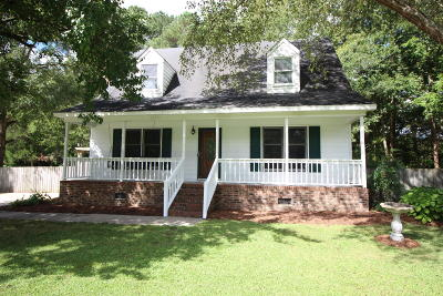 Greenville NC Single Family Home For Sale: $132,500