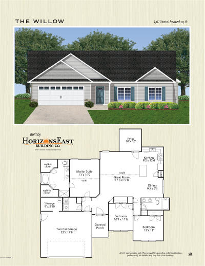 Maysville Single Family Home Active Contingent: 302 Ridge Land Court