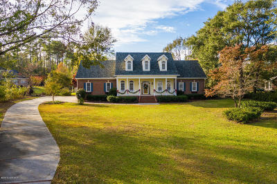Castle Hayne Single Family Home For Sale: 4905 Castle Lakes Road