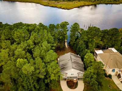New Bern Single Family Home For Sale: 5122 Bucco Reef Road