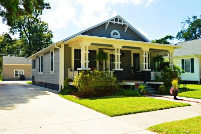 New Bern NC Single Family Home For Sale: $225,000