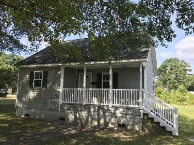 New Bern Single Family Home For Sale: 617 Franklin Avenue