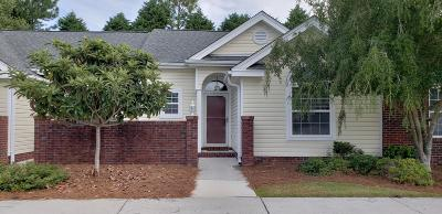 Wilmington NC Condo/Townhouse For Sale: $165,000