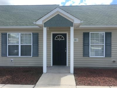 Swansboro NC Condo/Townhouse For Sale: $120,000