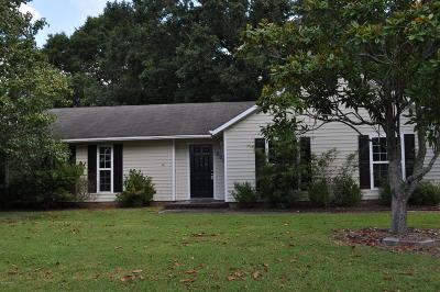 Branchwood Single Family Home For Sale: 803 Deblea Court