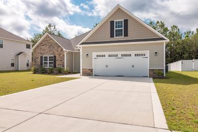 Jacksonville Single Family Home For Sale: 319 Aquamarine Circle