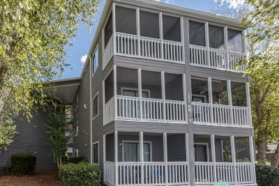 Calabash Condo/Townhouse Pending: 10166 Beach Drive SW #301