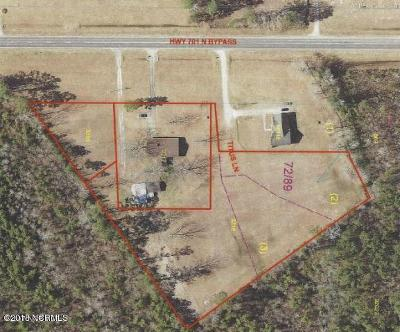 Whiteville Commercial For Sale: 1228 Hwy 701 N Bypass