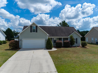 Shallotte Single Family Home For Sale: 510 Highlands Glen Drive
