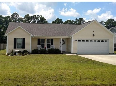 Beulaville Rental For Rent: 134 Christy Drive