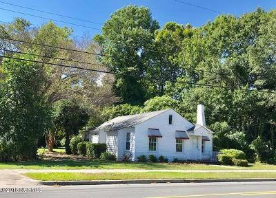 Wilmington NC Single Family Home For Sale: $124,500