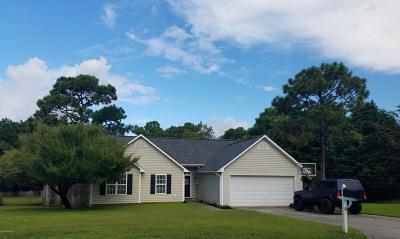 Wilmington Single Family Home For Sale: 6812 Lipscomb Drive
