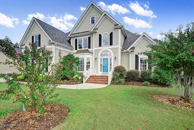 Wilmington NC Single Family Home For Sale: $429,000