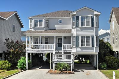 Ocean Isle Beach NC Single Family Home For Sale: $525,000