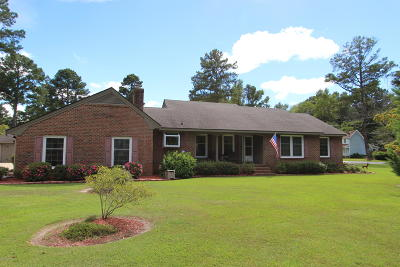 Edgecombe County Single Family Home For Sale: 2013 Elizabeth Street