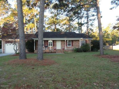 Newport NC Single Family Home For Sale: $175,000
