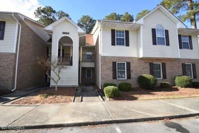 Greenville Condo/Townhouse For Sale: 2820 Mulberry Lane #F