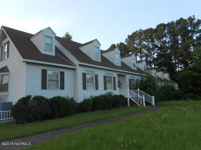 Elm City Single Family Home For Auction: 5741 Nc 58 Highway N