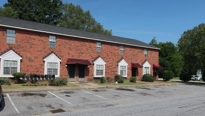 Greenville NC Condo/Townhouse For Sale: $39,000