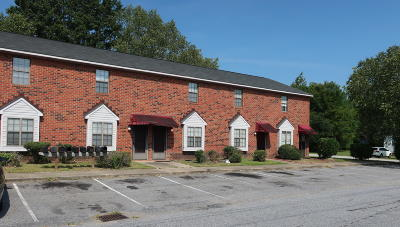 Greenville Condo/Townhouse For Sale: 1318 Hooker Road #7