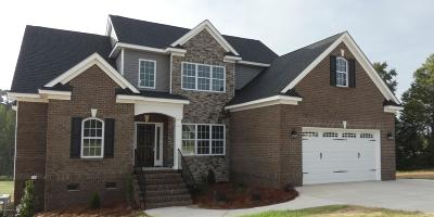 Rocky Mount NC Single Family Home For Sale: $289,900