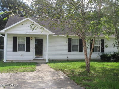 Edgecombe County Single Family Home For Sale: 2513 Shreve Road