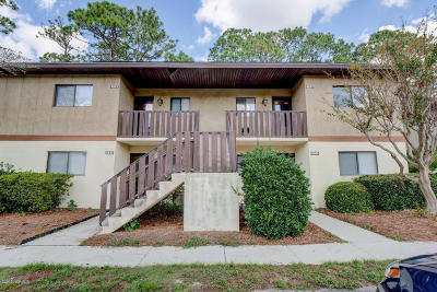 Wilmington NC Condo/Townhouse For Sale: $105,000