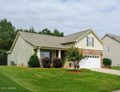Winterville Single Family Home For Sale: 1920 Stonewood Drive