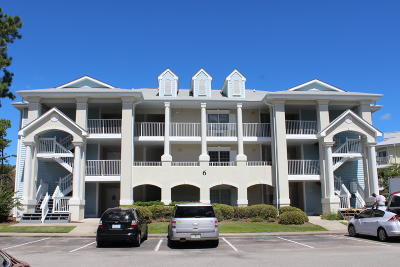 Brunswick County Condo/Townhouse For Sale: 330 S Middleton Drive NW #605