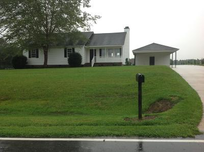Nash County Single Family Home For Sale: 932 Green Road