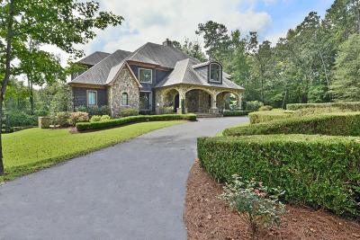 Greenville NC Single Family Home For Sale: $1,050,000