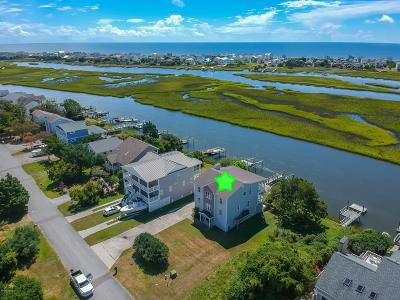 Oak Island NC Single Family Home For Sale: $635,000