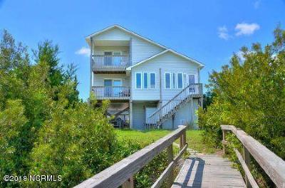 Oak Island NC Single Family Home For Sale: $799,900