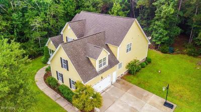 Hampstead Single Family Home For Sale: 103 E Goldeneye Landing