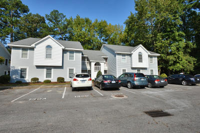 Greenville NC Condo/Townhouse For Sale: $45,000