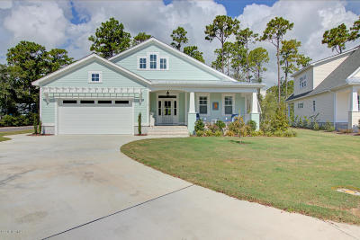Southport Single Family Home For Sale: 1031 Sea Horse Court