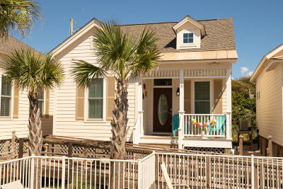 Atlantic Beach Single Family Home For Sale: 105 E Atlantic Boulevard #L-3