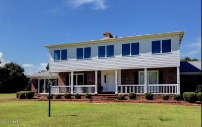 Onslow County Single Family Home For Sale: 109 Seagull Way