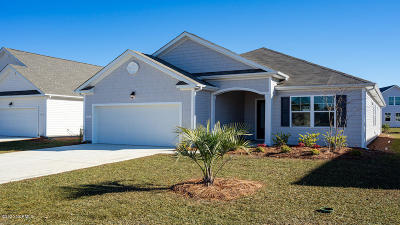 Carolina Shores Single Family Home For Sale: 452 Cornflower Street #595 Eato