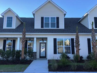 Ocean Isle Beach Condo/Townhouse For Sale: 7195-502 Bonaventure Street