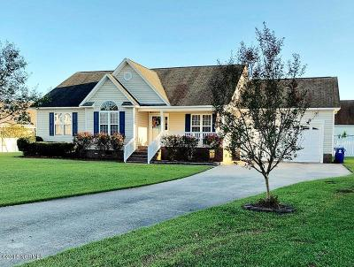 Winterville Single Family Home For Sale: 404 Zachary Court