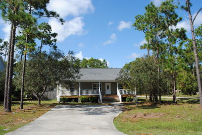 Southport Single Family Home For Sale: 441 Charlestown Road