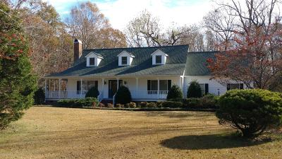New Bern Single Family Home For Sale: 104 Oakgrove Court