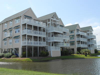 Ocean Isle Beach Condo/Townhouse For Sale: 2 Via Dolorosa Boulevard #D