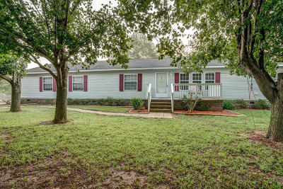 Nashville Single Family Home Active Contingent: 6445 Red Road