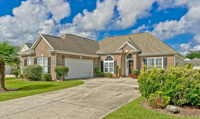 Calabash Single Family Home Pending: 886 Willow Walk