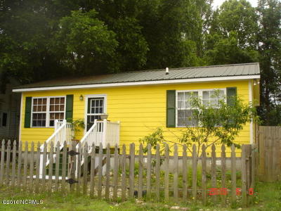 Greenville Single Family Home For Sale: 408 W Moore Street