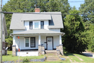 Rocky Mount Single Family Home For Sale: 428 N Church Street